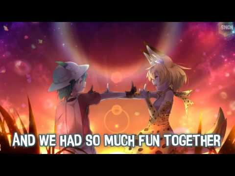 Nightcore  I Built a Friend  Lyrics