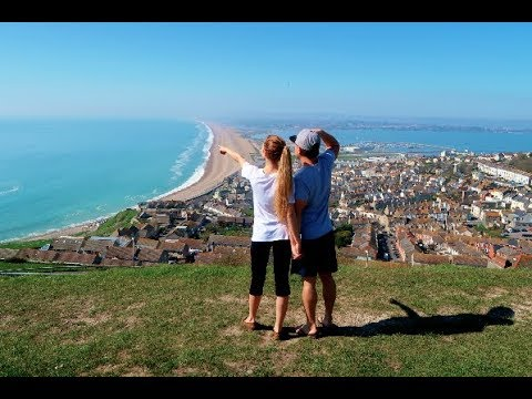 YOU MUST SEE WEYMOUTH in South of England [ UK Vlogs 2018 ]
