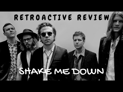 """The Hidden Meaning Of Cage The Elephant's """"Shake Me Down"""" - RETROACTIVE REVIEW"""