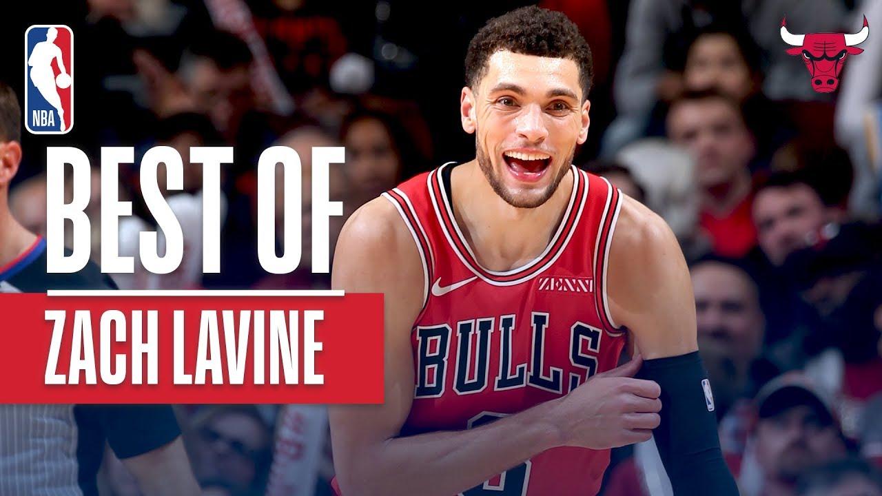 Best of Zach LaVine   2018-2019 NBA Season - YouTube