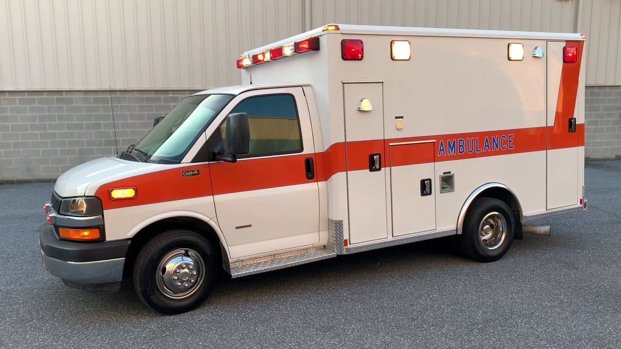 Ambulance For Sale >> 2008 Chevy Citimedic Ambulance By Wheeled Coach For Sale By Pilip Ambulances