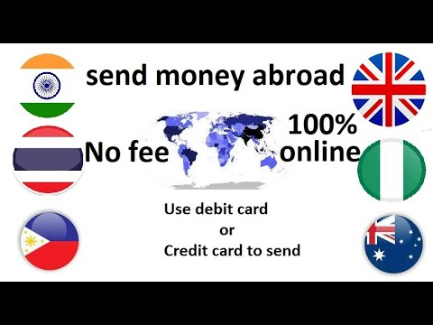 How To Send Money Abroad