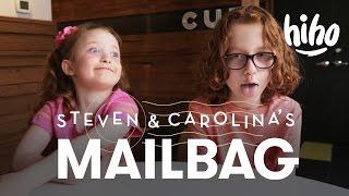 Steven and Carolina's Mailbag | Mailbag | HiHo Kids
