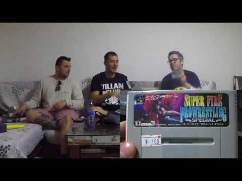 Super Famicom Haul Reveal: Talking Games with Scott, Steve and Aaron
