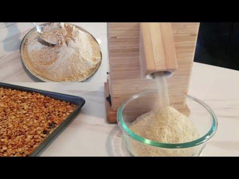 Ethiopian food how to make shiro  የሽሮ ዱቄት አዘገጃጀት
