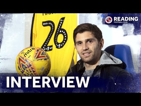 Emiliano Martinez | Our Arsenal loanee on moving to Reading