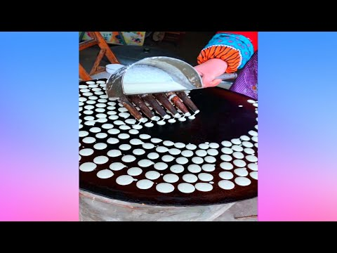 Extreme Oddly Satisfying Video | Relaxation Therapy | Fastest Workers #20