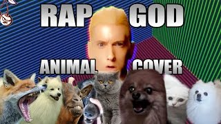 Baixar Eminem - Rap  God (Animal Cover)