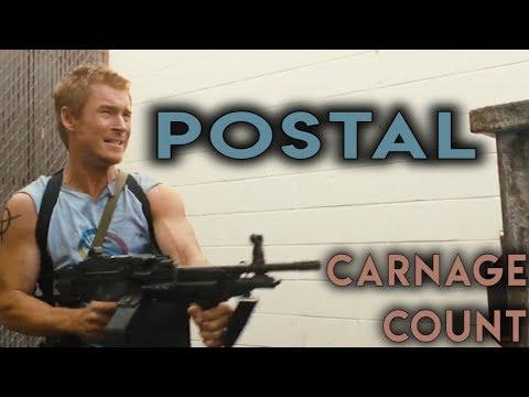 Postal (2007) Carnage Count