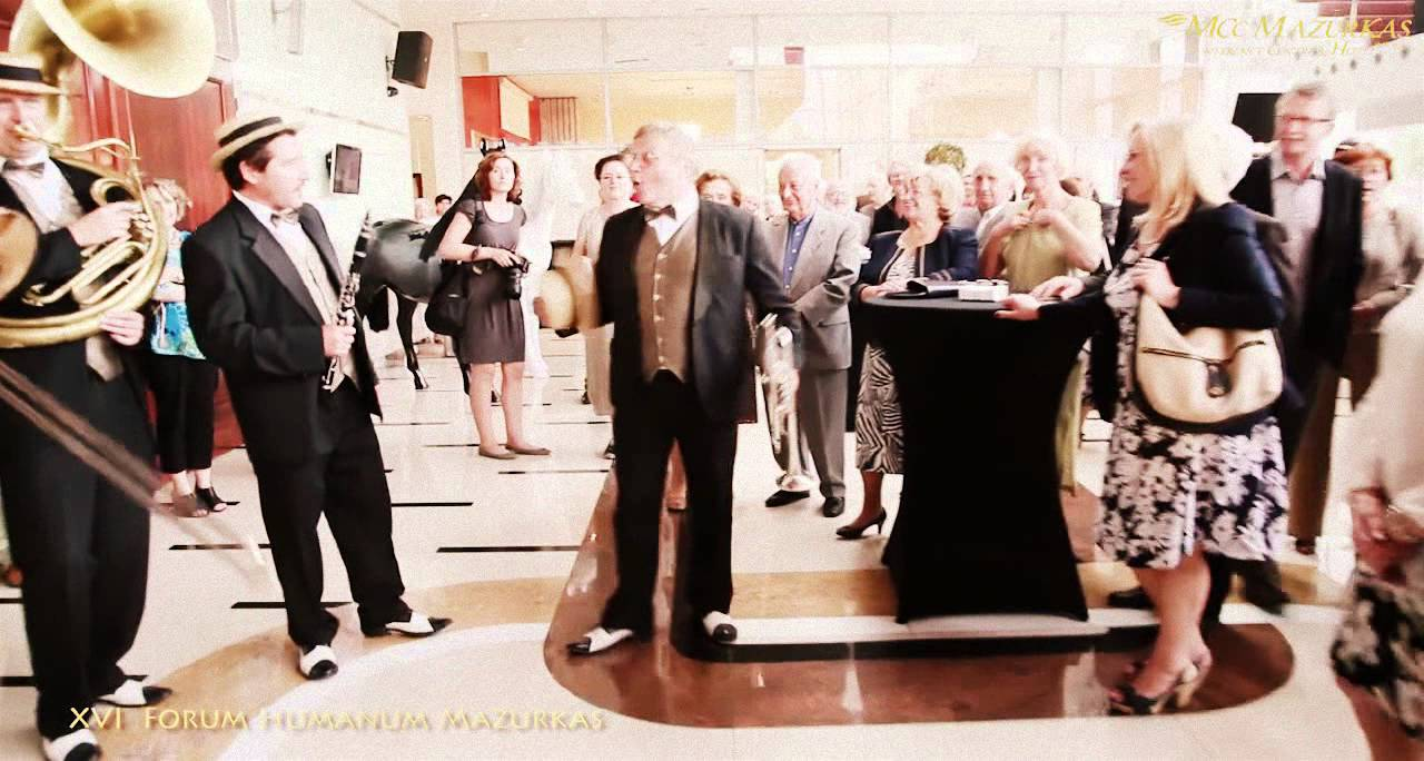 XVI Forum Humanum Mazurkas-