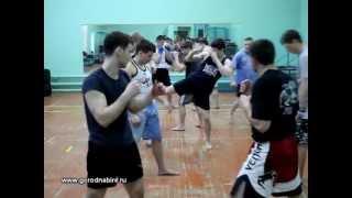 Тренировки по смешанным единоборствам(23 февраля в Биробиджане пройдёт первый турнир по смешанным единоборствам., 2013-01-29T01:13:50.000Z)