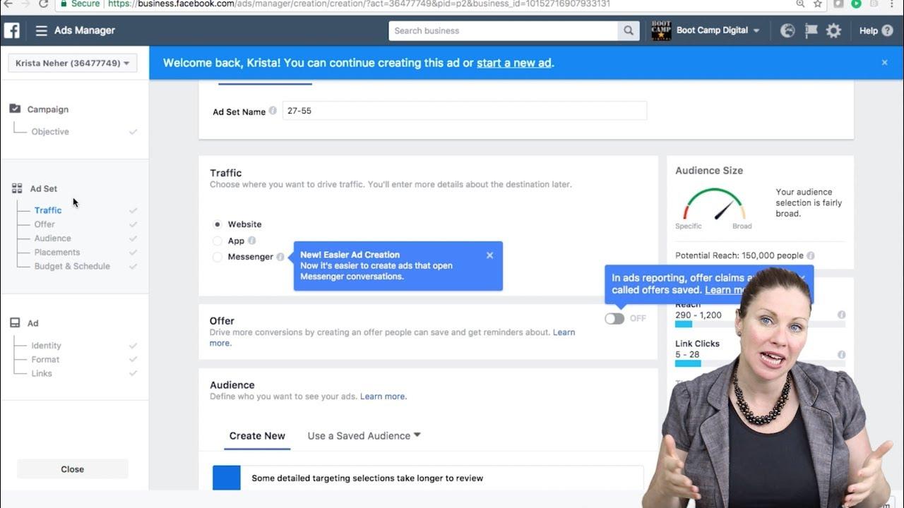 Facebook Campaign Setup – Campaign vs  Ad Sets vs  Ads