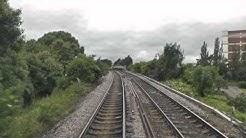 London Overground's Drivers Eye View Barking to Gospel Oak