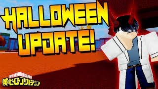 [NEW CODE!] NEW HALLOWEEN UPDATE!? IN | BOKU NO ROBLOX REMASTERED | ROBLOX |