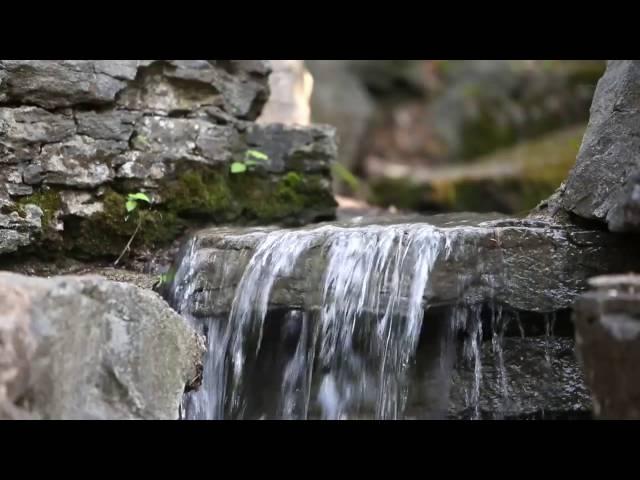 Sound waterfall - relax sound nature -  Relax sound ruscello - SUONO ACQUA CHE SCORRE ASMR