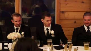 Best Man Speech Fail