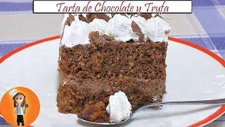 Pastelón de Chocolate y Trufa | Receta de Cocina en Familia thumbnail