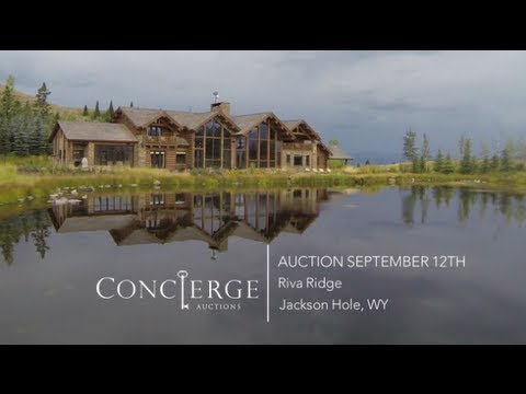 Look Video // Riva Ridge Preserve // Jackson Hole Luxury Home