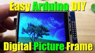 Arduino DIY Digital Picture Fr…
