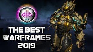 BEST WARFRAMES 2019 | GHS TOP-TIER LIST