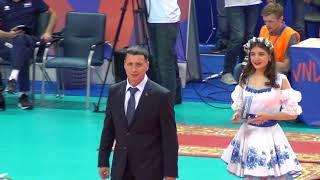 Кубок Ельцина-2018. Церемония закрытия. The Yeltsin Cup-2018. Closing ceremony and rewarding.