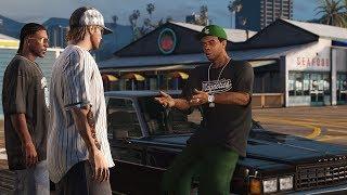 تختيم حرامي السيارات الخامس 5   Grand Theft Auto V PC