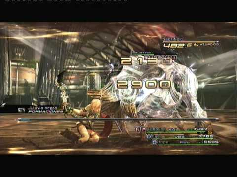Final Fantasy XIII - Guiles - Capítulo 12
