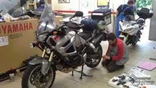 Одиночное путешествие на мотоцикле