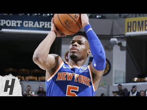 New York Knicks vs Indiana Pacers - Full Game Highlights | March 12, 2019 | 2018-19 NBA Season