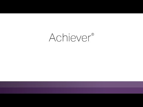 Achiever - Learn more about your innate talents from Gallup's Clifton StrengthsFinder!