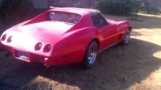 Chevy corvette comp game 292H
