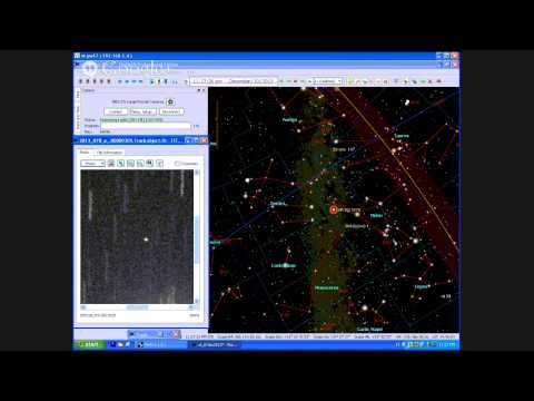 Asteroid  2013 XY8 close approach: live observing session
