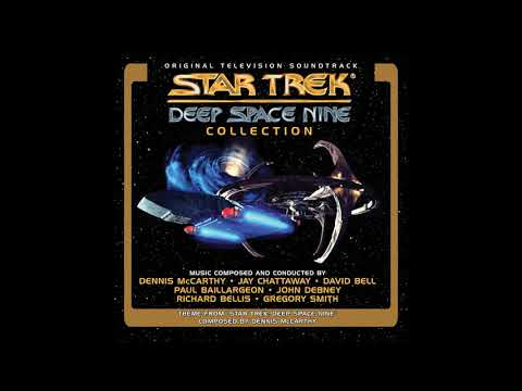 Star Trek Deep Space Nine - The Storyteller. Musica: Dennis McCarthy