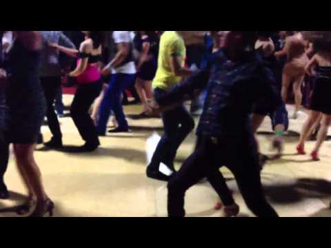San Francisco salsa congress 2012