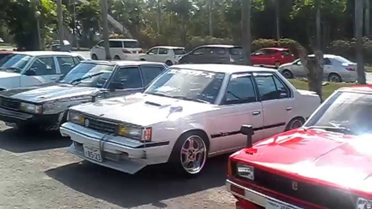The 3rd Annual Sabah Oldschool Car Owners Club Gathering 2015 - YouTube