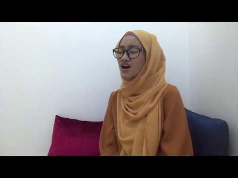Sedap!!! Lagu Zalikha ft Aisyah Cover by Dalia farhana