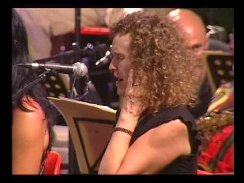 "Keith Tippett play ""Septober Energy"" with Viva La Black (2008)"