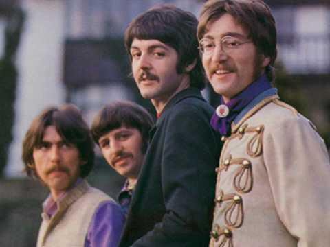 The Beatles- Good Morning Good Morning (Rare)