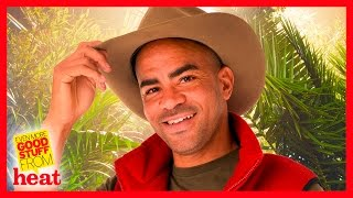 I'm A Celeb's Kieron Dyer is donating his WHOLE jungle fee to stillbirth charity