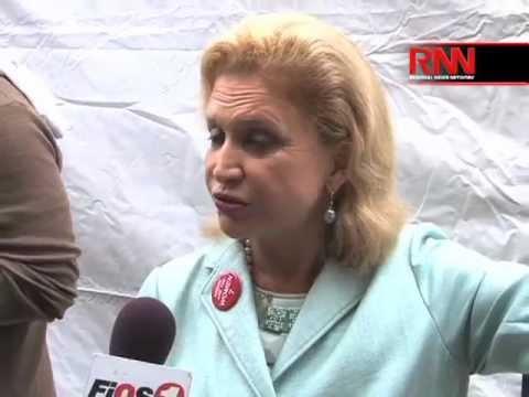 New York Congresswoman, Carolyn Maloney - Interview