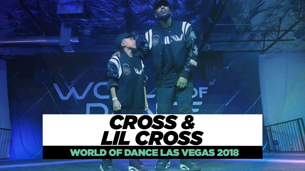 Cross Lil Frontrow World Of Dance Las Vegas 2018 Wodvegas18