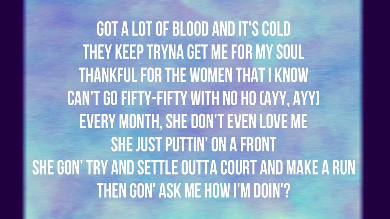 Download Drake - I'm Upset (Lyrics)
