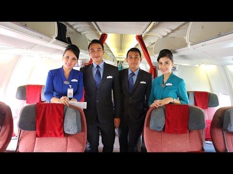 GARUDA INDONESIA GA223 FLIGHT REVIEW SOLO TO JAKARTA