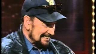 Peter Wyngarde (Jason King) interviewed on a German (RTL) chat show