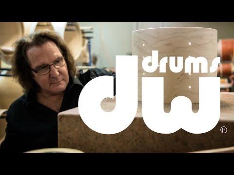 John Good interview, DW drums Factory