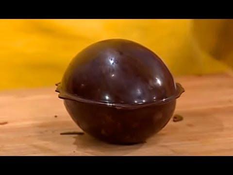 Киндер-сюрприз (шоколадное яйцо) дома рецепт Николь Ронки – Все буде добре. Выпуск 901 от 24.10.16