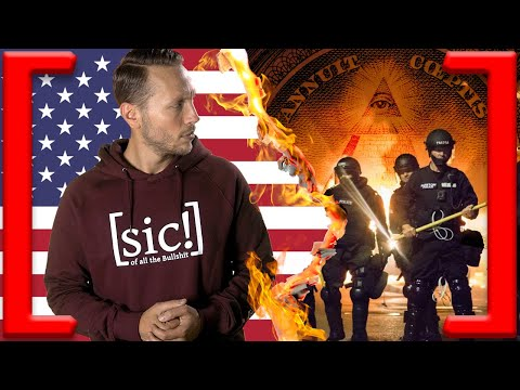 USA brennt | Gewolltes Chaos | Cui bono | Trumps Amerika [sic!] #11
