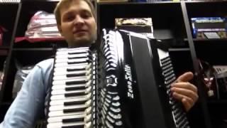 """Урок """"Вальс бостон"""" аккордеон Zero Zette"""