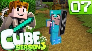 minecraft cube s3 episode 7 ready to win minecraft cube smp season 3