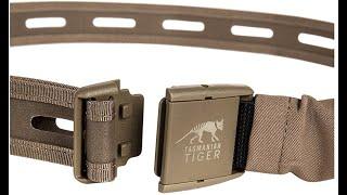 Tasmanian Tiger Gürtel - Hyp Belt 30 - EDC immer am Mann, dank Molle !